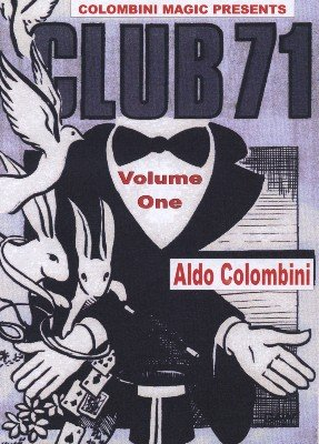 Club 71: 10 effects from volume 1 by Aldo Colombini