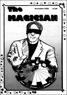 The Magician (Club 71): 2005 by Geoff Maltby