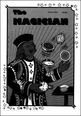The Magician (Club 71): 2007 by Geoff Maltby