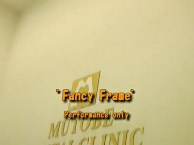 Fancy Frame (performance only) by Yoshihiko Mutobe