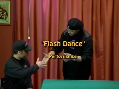 Flash Dance by Eric Jones