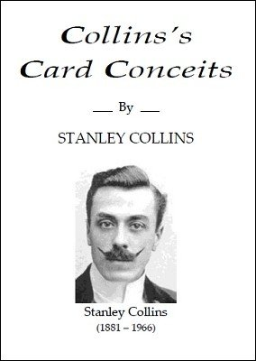Collins's Card Conceits by Stanley Collins & Paul Gordon