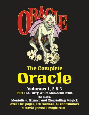 The Complete Oracle by Larry White & David Goodsell