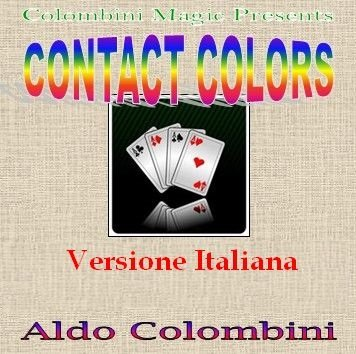 Contact Colors (Italian) by Aldo Colombini