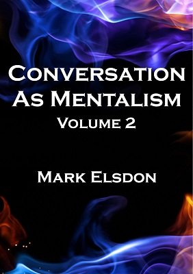 Conversation as Mentalism 2 by Mark Elsdon