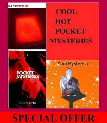 Cool Hot Pocket Mysteries by Gerard Zitta