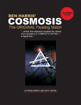 Cosmosis: The original floating match by (Benny) Ben Harris