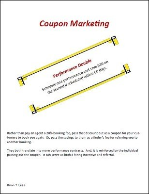 Coupon Marketing by Brian T. Lees