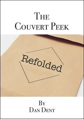 Couvert Peek Refolded by Dan Dent