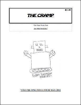 The Cramp: Volume 1, Number 4 by Dale A. Hildebrandt