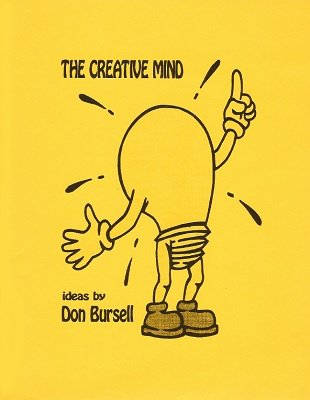 The Creative Mind by Don Bursell