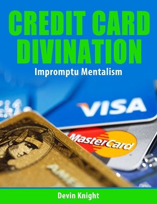 Credit Card Divination by Devin Knight