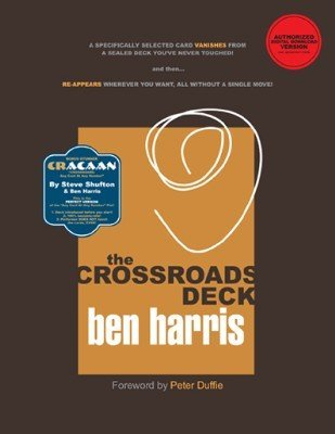 Crossroads (for resale) by (Benny) Ben Harris