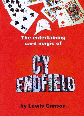 Cy Endfield's Entertaining Card Magic by Lewis Ganson