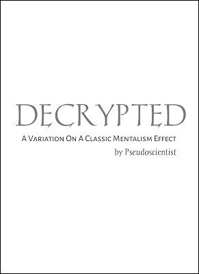 Decrypted by Orko Guha
