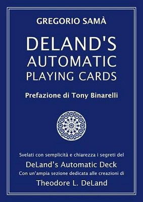 DeLand's Automatic Playing Cards by Gregorio Samà