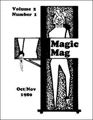 Derek Lever's Magic Mag Volume 2 by Derek Lever