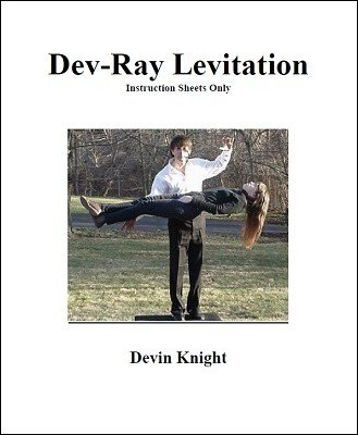Dev-Ray Levitation by Devin Knight