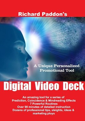 Digital Video Deck by Richard Paddon