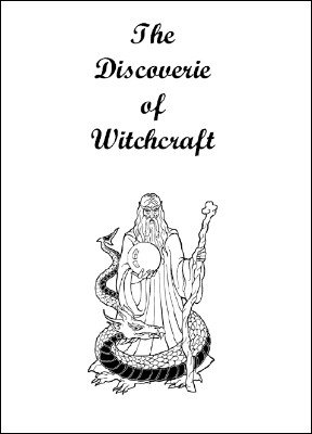 The Discoverie of Witchcraft by Reginald Scot