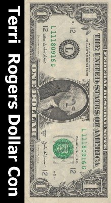Dollar Con by Terri Rogers