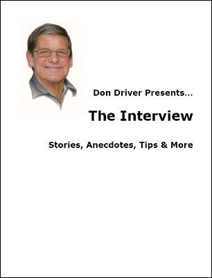Don Driver Interview (for resale) by Don Driver