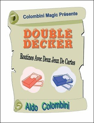 Double Decker (French) by Aldo Colombini