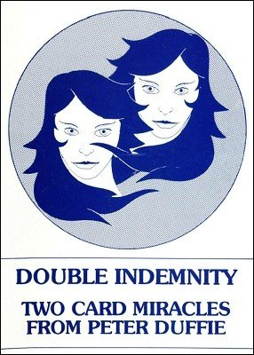 Double Indemnity by Peter Duffie