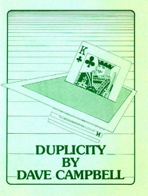 Duplicity by Dave Campbell