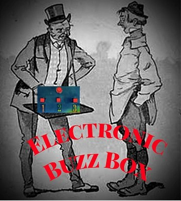 Electronic Buzz Box by Dave Arch