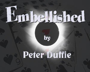Embellished by Peter Duffie