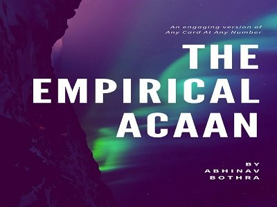 The Empirical ACAAN by Abhinav Bothra