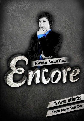 Encore: three easy effects by Kevin Schaller