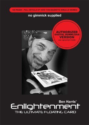 Enlightenment Book 1 (for resale) by (Benny) Ben Harris