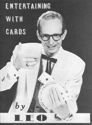 Entertaining with Cards by Leo Behnke