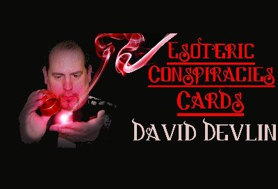 Esoteric Conspiracies: Cards by David Devlin