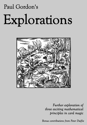 Explorations by Paul Gordon