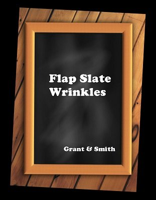 Flap Slate Wrinkles by Ulysses Frederick Grant & H. Adrian Smith