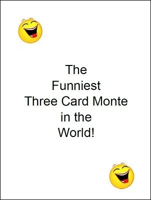 The Funniest Three Card Monte in the World by Ferry Gerats