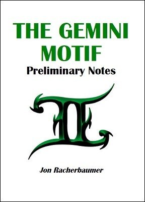 The Gemini Motif by Jon Racherbaumer