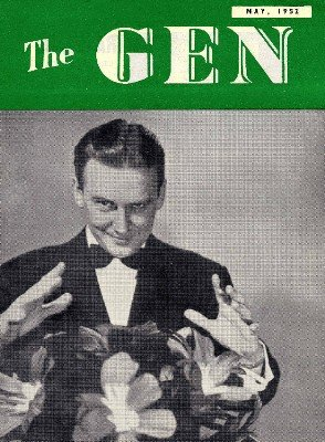 The Gen Volume 8 (1952) by Harry Stanley & Lewis Ganson