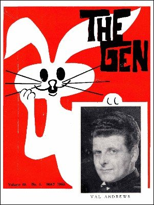 The Gen Volume 19 (1963) by Harry Stanley & Lewis Ganson