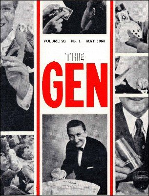 The Gen Volume 20 (1964) by Harry Stanley & Lewis Ganson