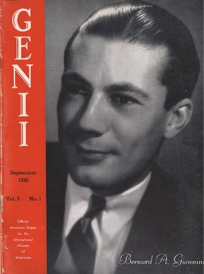 Genii Volume 05 (Sep 1940 - Aug 1941) by William W. Larsen