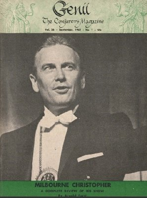 Genii Volume 26 (Sep 1961 - Aug 1962) by William W. Larsen