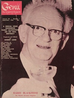 Genii Volume 30 (Sep 1965 - Aug 1966) by William W. Larsen
