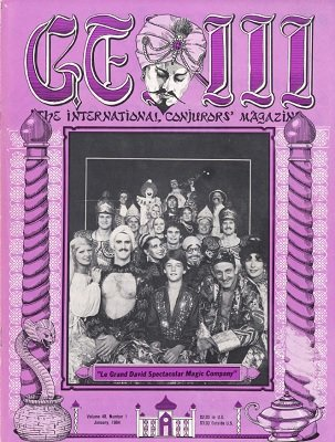 Genii Volume 48 (Jan 1984 - Jun 1985) by William W. Larsen