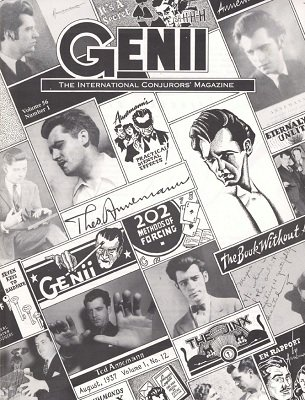 Genii Volume 56 (Nov 1992 - Oct 1993) by William W. Larsen