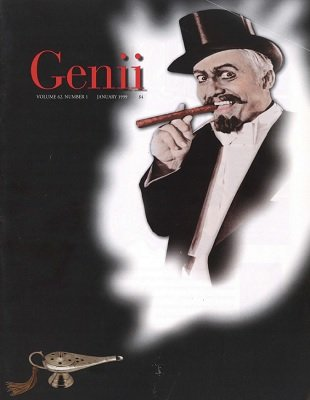 Genii Volume 62 (1999) by Richard Kaufman