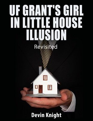 Girl in Little House Illusion Revisited by Devin Knight & Ulysses Frederick Grant